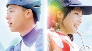 映画「青空エール」(8月20日公開)に主演した土屋太鳳(21)と竹...