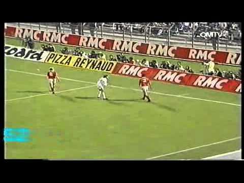 MARSEILLE - BENFICA   1990
