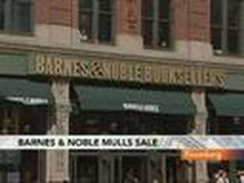 Barnes & Noble Mulls Sale Under Pressure From Burkle: Video