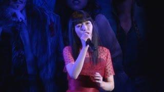 【関連動画】 神田沙也加、新CMで美声披露 「乙女のポリシー」歌う http...