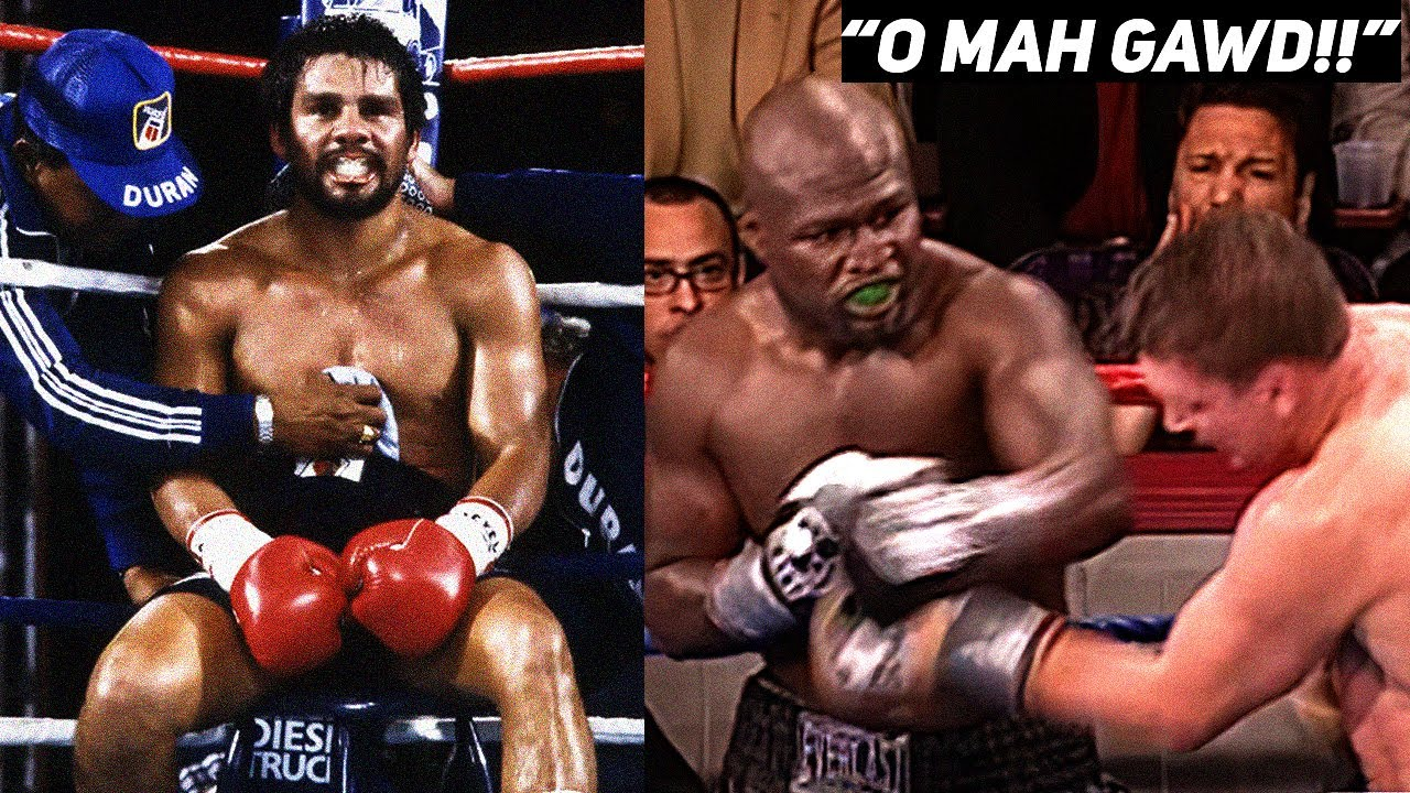 Best Championship Rounds in Boxing Part 1