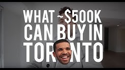 What To Expect: Buying a Condo in Toronto for $500k
