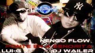 Ñengo Flow Ft. Lui-G - Ponte en 4 Señorita ►Jovencita◄►NEW ® Reggaeton 2011◄