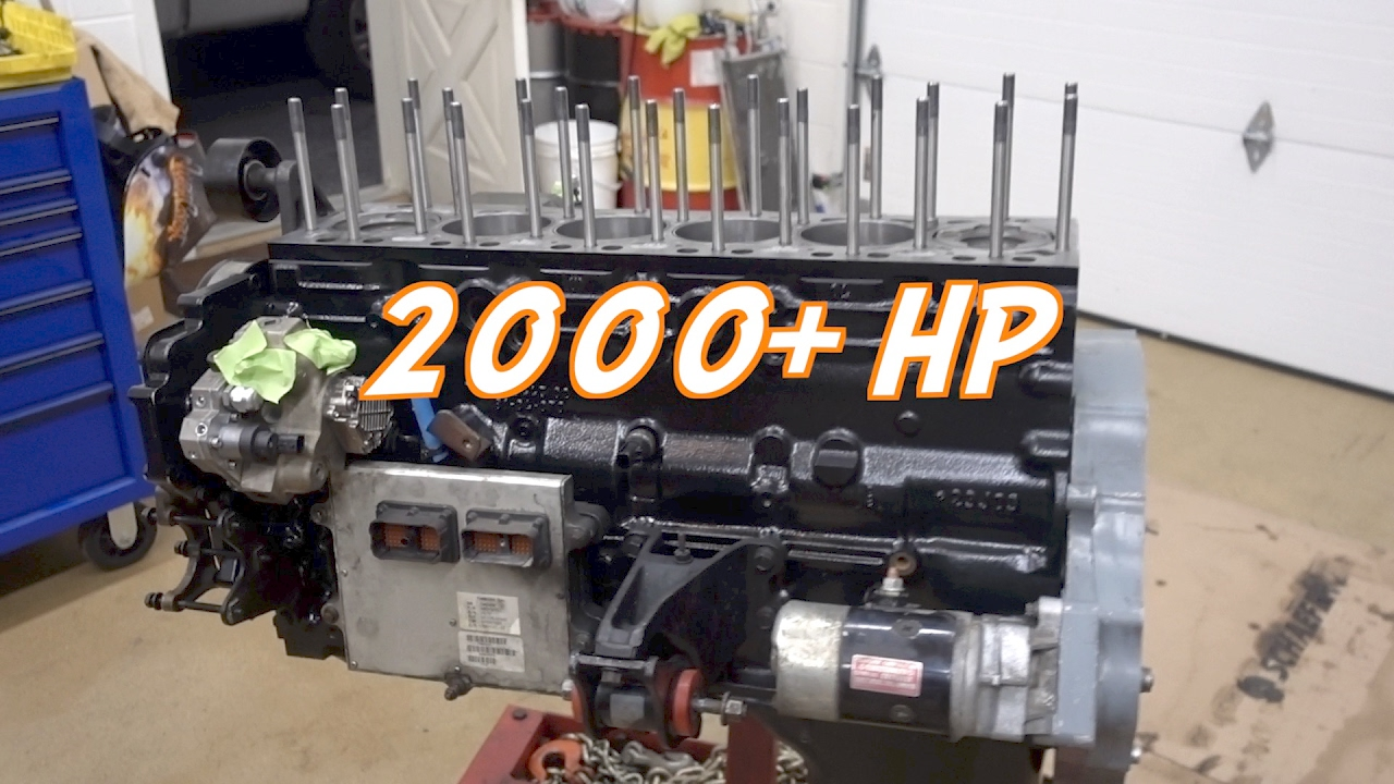 2000+HP 6 4 Cummins Motor - Ultimate CallOut Challenge Part 3