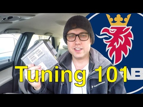 Introduction To Saab Tuning: How To Flash Your T7 ECU - Trionic Seven