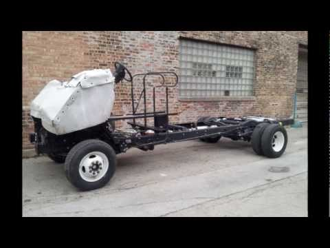 For Sale Brand New 2011 Ford E 450 Chassis Only W Engine Transmission Youtube