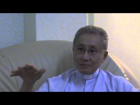An Exclusive Interview with Fr Peter Kim SJ, Pt I