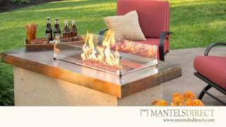 Outdoor Fireplaces | Outdoor Fireplace Kits | Mantelsdirect.com