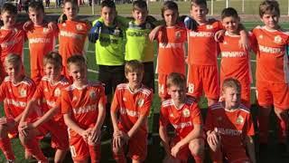 Юные футболисты из Майского стали победителями международного турнира в Испании