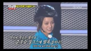 [Eng Sub] Girl's Day Lee Hyeri vs Winner Song Min Ho in Runn…