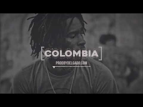 [Free] Young Thug x Russ Type Beat - Colombia | Hard Trap Guitar Instrumental 2018