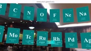 Argon tutorial - Periodic Table
