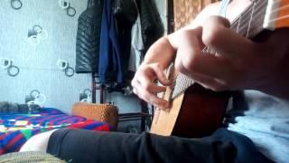 Бригада на гитаре