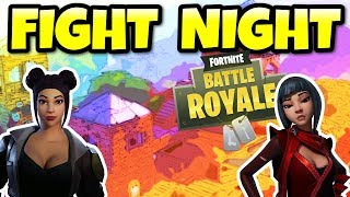 Fortnite Battle Royale Fight Night- DUO WINS & CHILL STREAM- PS4 Gameplay