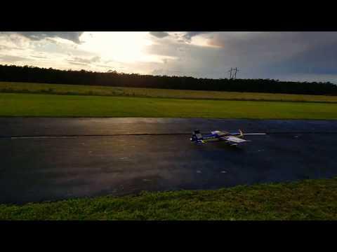 "Extreme Flight 60"" Edge 540 Aerobatics"