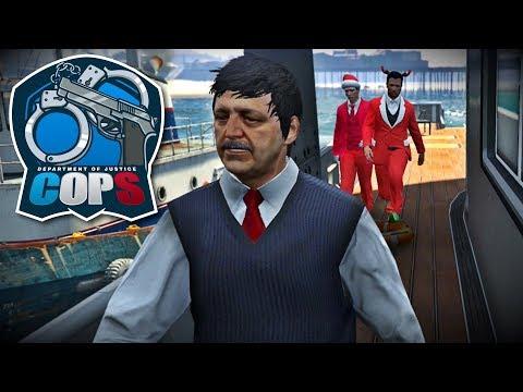 DOJ #100 [CIV]   YACHT PARTY   GTA 5 Roleplay
