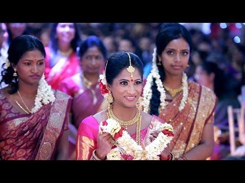 A SRI LANKAN TAMIL HINDU WEDDING & RECEPTION ARUNESH & MEERA