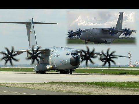 Airbus A400M VS Antonov An70