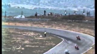 GMT94 - 1990 - 1ère victoire/1st victory 750 C. Guyot - circuit de Lédenon - TV Sport