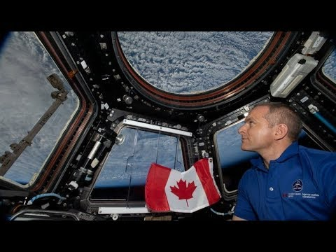 David Saint-Jacques prepares for wild ride back to Earth