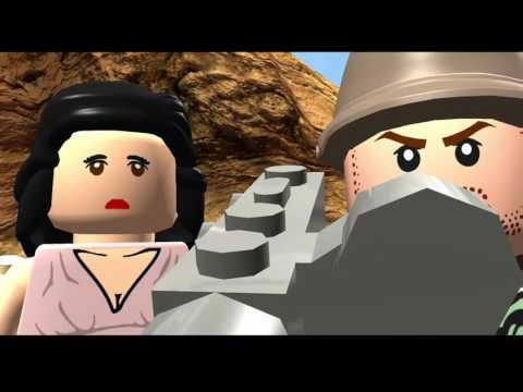 Boss Fights on LEGO Indiana Jones: The Original Adventures