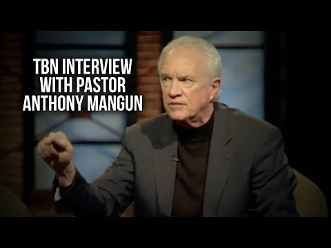 TBN Interview with Pastor Anthony Mangun
