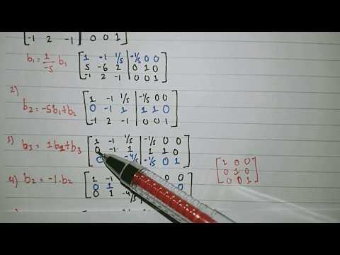 """-invers-matriks--""""metode-operasi-baris-elementer"""""""