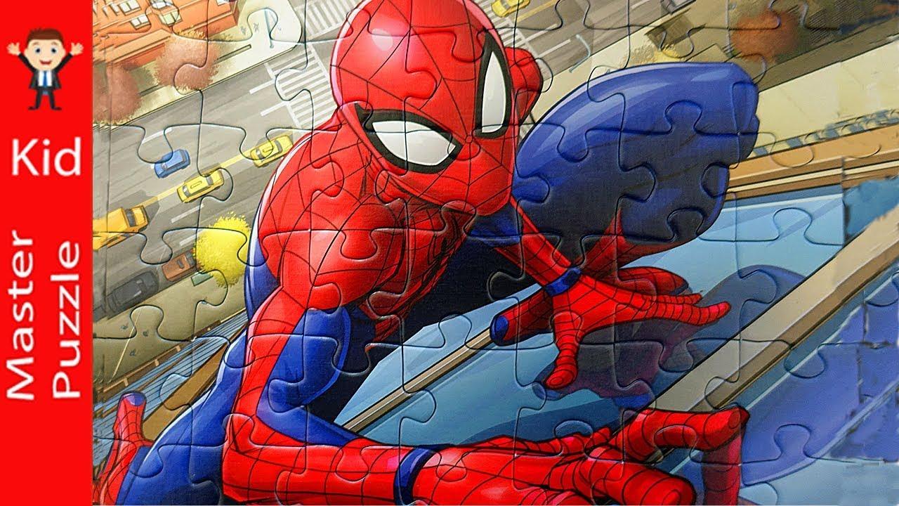 Puzzle Spiderman Ravensburger