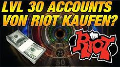 LVL 30 Accounts von Riots kaufen? Den Smurf schaden minimieren! [League of Legends]