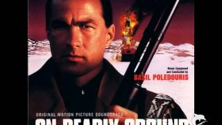 On Deadly Ground - Basil Poledouris - The Warning End Credits