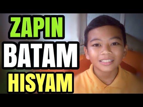 ZAPIN BATAM - HISYAM