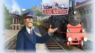 Rail Nation [#1] - Poooooooociągi ^^