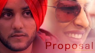 """Proposal Mehtab Virk"" Punjabi Song  