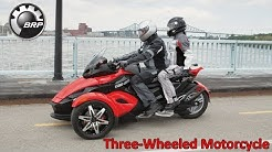 Can-Am Spyder RS-S: Acceleration, Top Speed, Burnout, Drifting, Off-Road, Exhaust Sound
