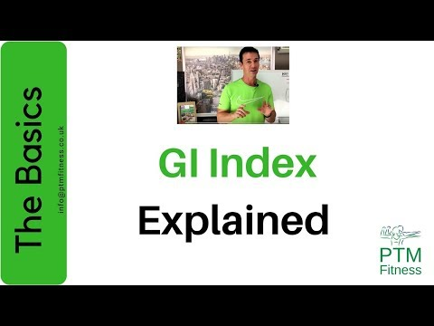 The GI Index and Insulin Index