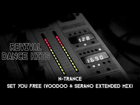 N-Trance - Set You Free (Voodoo & Serano Extended Mix) [HQ]