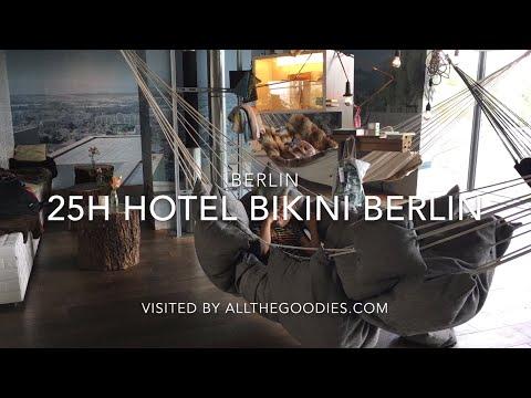 25h Hotel Bikini Berlin, Germany