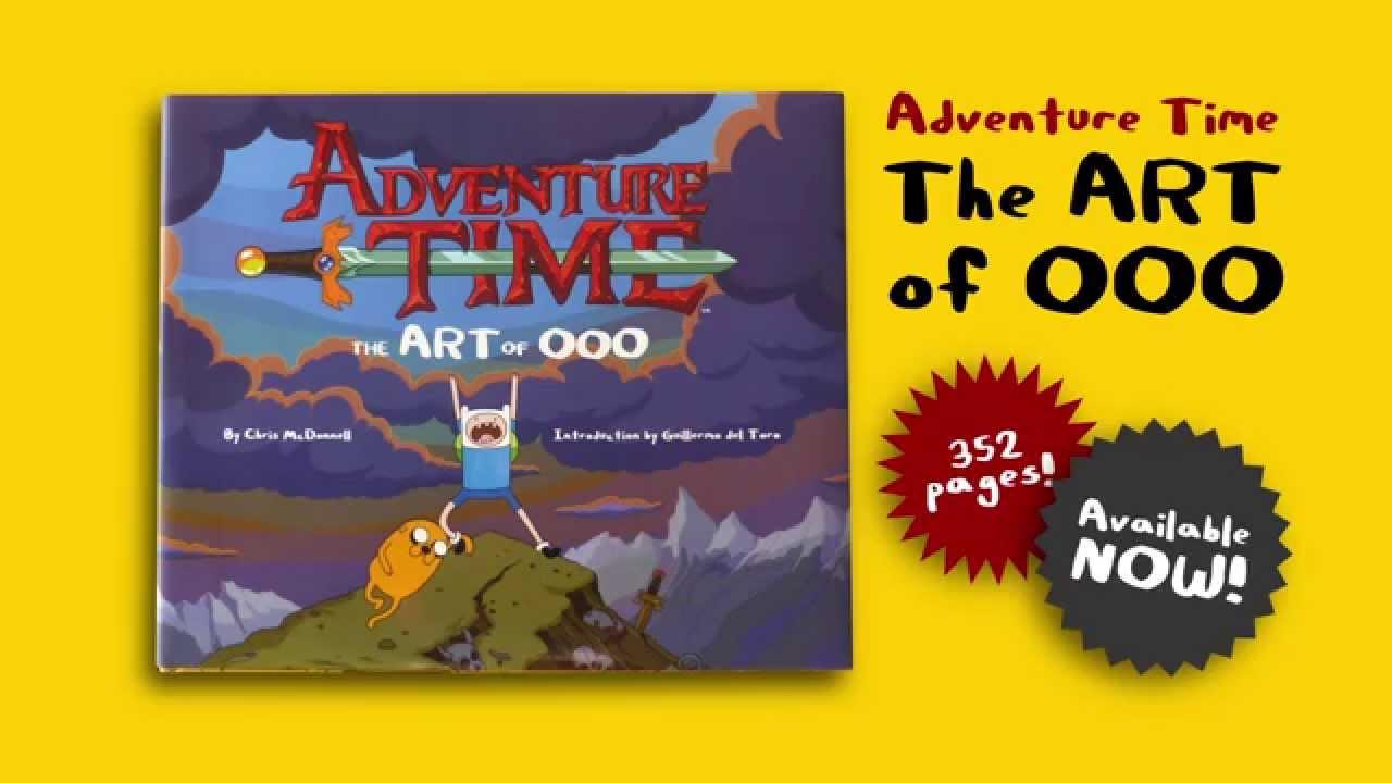 Adventure Time: The Art of Ooo - YouTube