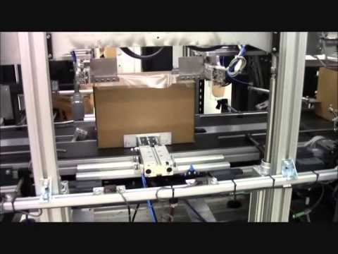 high protective shrinkfilm packing automation e3neo