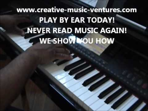 Howto Master Chord Changes And Play By Ear Piano Organ Guitar