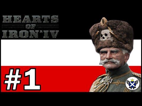The German Civil War! | HOI4 Großdeutscher Bund #1