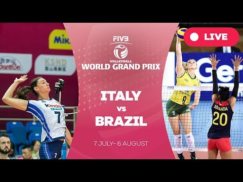 Gold match - Group 1: 2017 FIVB Volleyball World Grand Prix