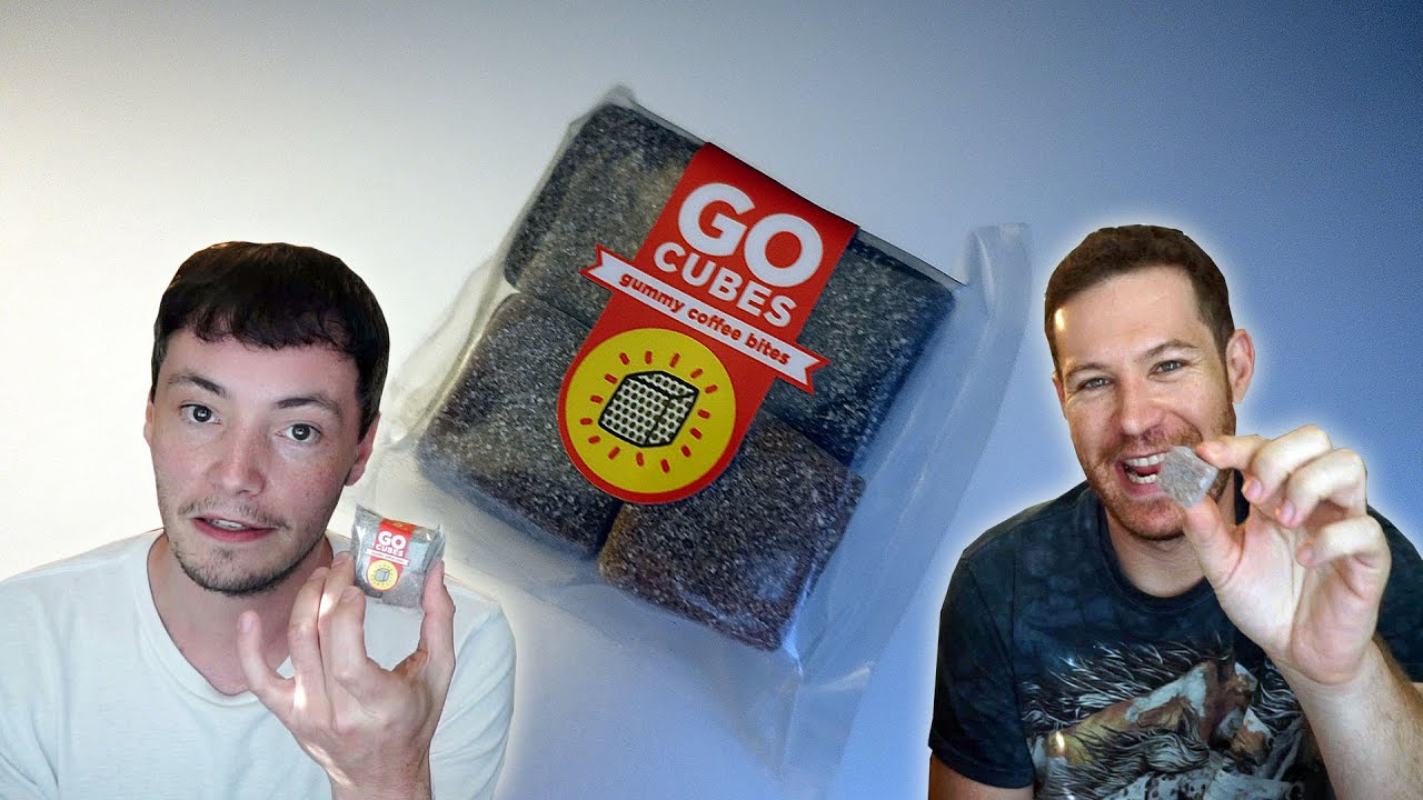 Go Cubes Review Coffee 2 0 In A Tiny Package Youtube