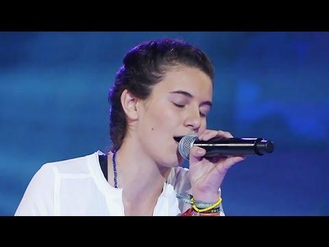 فيديو غدي وياسمينا ومنى Counting Stars HD The Voice Kids