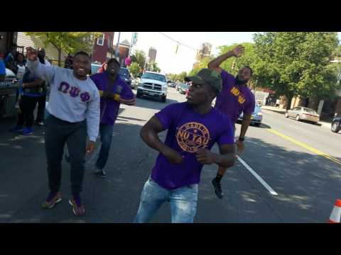 Albany Ques Neos 2016 and Murrary Spr' 95  out to Atomic Dog in Central Ave. Albany NY