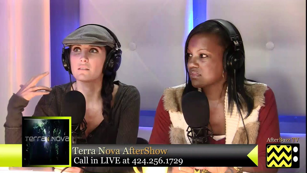 """Download Terra Nova  After Show  Season 1 Episode 10 """"Within""""   AfterBuzz TV"""