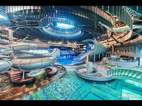 аквапарк в минске фото
