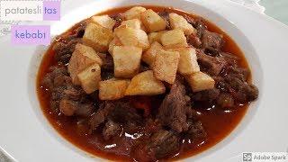 Nefis Patatesli Tas Kebabı - Hülya Ketenci - Et Yemekleri Tarifi