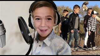 Video SHAE IS IN A BOY BAND! Prep for PRE-TEEN CRUSH Music Video download MP3, 3GP, MP4, WEBM, AVI, FLV Oktober 2018