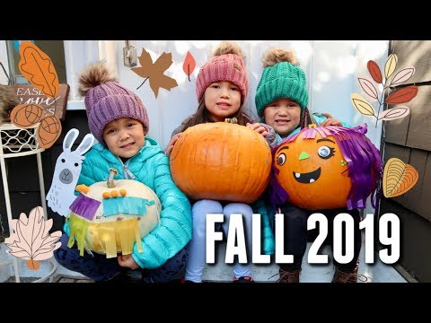 Pumpkin Patch 2019! - itsjudyslife thumbnail